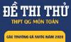 125 đề thi thử THPTQG năm 2020 môn Toán - Các trường, các sở - File word có lời giải chi tiết