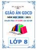 Giáo án chủ đề theo 5 hoạt động (2 cột) môn GDCD - Lớp 8 - Năm 2020-2021 - File word