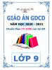 Giáo án chủ đề theo 5 hoạt động (2 cột) môn GDCD - Lớp 9 - Năm 2020-2021 - File word