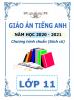 Giáo án giảng dạy môn Tiếng Anh Chương trình chuẩn lớp 11 ( Sách cũ ) - File word