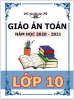 Giáo án Toán theo PP Mới (5 hoạt động 2 cột) Lớp 10 (2020-2021) - File word